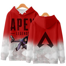 Xim Apex Pro Legends 3D Hoodies Men Women Sweatshirts Long Sleeve Harajuku Hoodie Apex Legends 3D Hoodies Men Sweatshirts new 2019 men 3d hoodies pineapple vegetable fruit men zipper hoodie washed casual men sweatshirts long sleeve pineapple hoodies