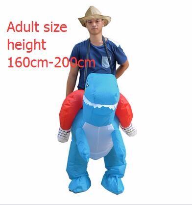 DB23985 inflatable dinosaur costume-9