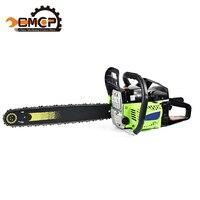 Professional 59CC Gasoline Chainsaw 3250W Chain Saw For Wood Cutting 20 Inch Chainsaw Machine Gas Power Chain Saw