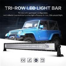 Auxmart  LED Bar 50″ 42″ 34″ 22″ LED Light bar 702W 594W 486W 324W LED Light bar Work Light Combo Auto LED Lamp SUV Atv 12v
