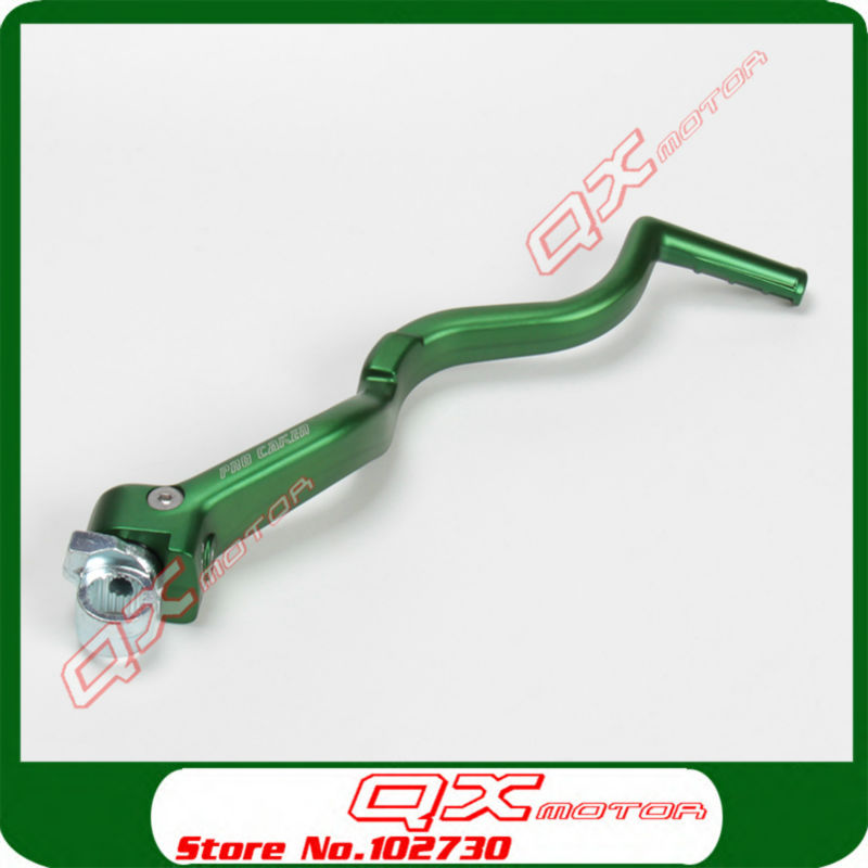 Forged Kick Start Starter Lever Pedal For KX 450F KX450F 2008-2015 Dirt Bike MX Motorcross Off Road Motorcycle Free Shipping
