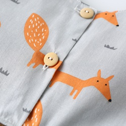 Dream Cradle,Baby Girls Cartoon Dress,Baby Girls Fox Dress ,Baby Girls Dinosaur Clothes,Kids Dragon Outfit,Baby Clothes (9)_