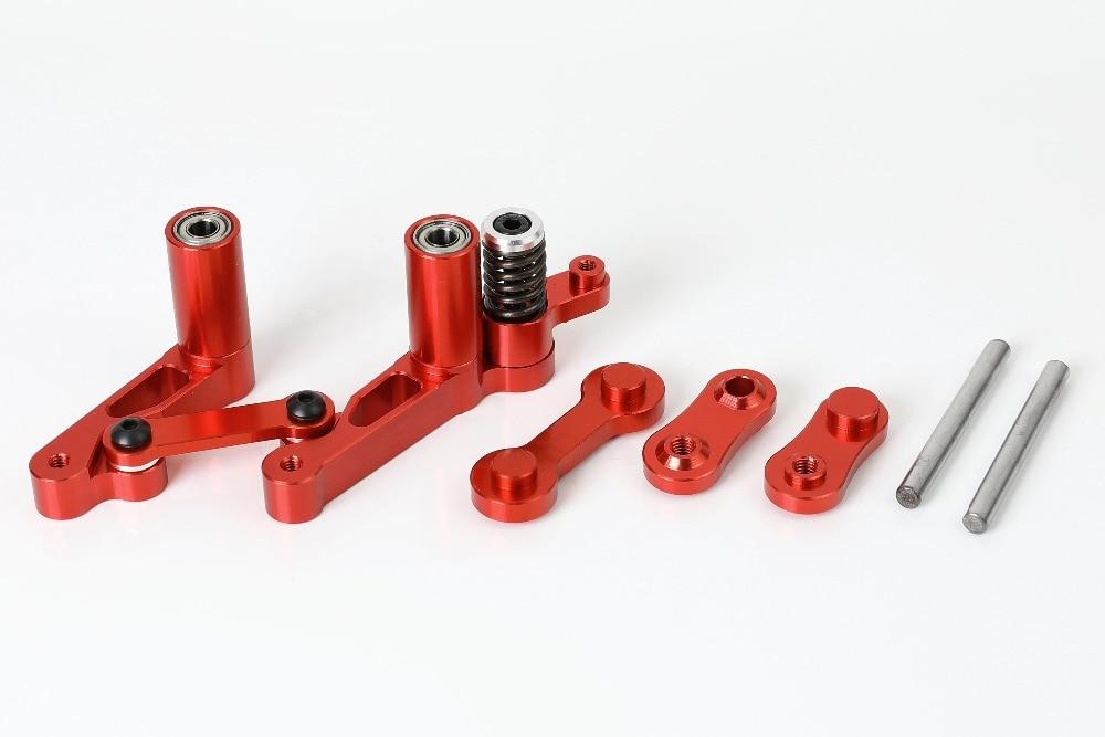 Système de direction en alliage d'aluminium 1/5 RC hpi baja 5b
