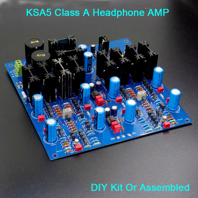 Detail Feedback Questions about HiFi Headphone Amplifier