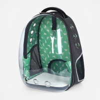 Pet Product Cat Supplies Carrier Transparent Breathable Fashion Backpacks For Cats And Small Dogs Travel Tourist Bags