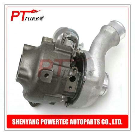Turbocompresseur pour KIA Sorento 2.5 CRDi 125 Kw 170 HP D4CB-28200-4A470 Équilibrée turbine complète turbolader plein 53039700144/122