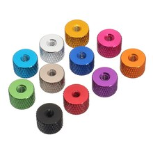 Gasket-Washer Spacer Aluminum-Alloy Thread 10pcs/Set M3 SULEVE for FPV RC Multi-Color-Grey
