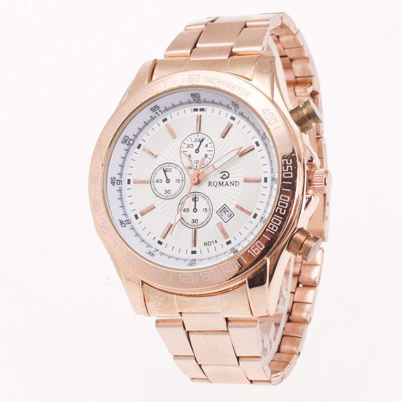 mens watches top brand luxury gold watches business