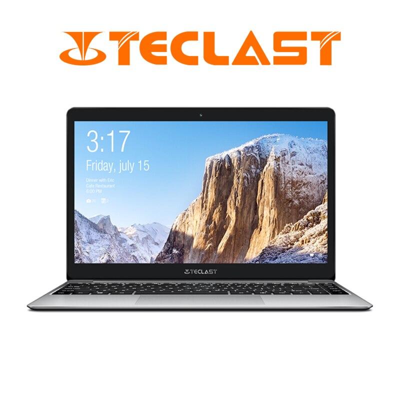 Teclast F7 Plus Laptop 14.0 polegada 1920x1080 Janelas 10 Intel OS Gêmeos Lago N4100 Quad Core 8GB RAM 256GB ROM HDMI Notebook