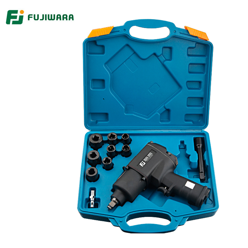 FUJIWARA Air Pneumatic wrench 1/2 1280N.M Impact Spanner Large Torque Pneumatic Sleeve Pneumatic Tools