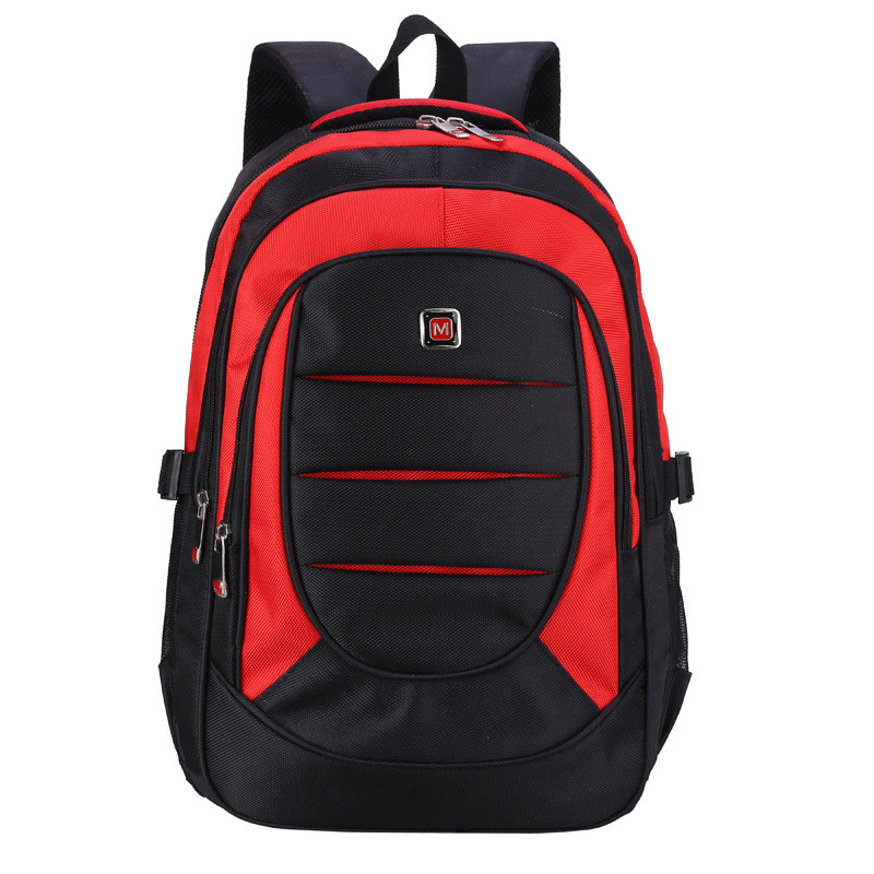 Men and Women Laptop Backpack Rucksack SchooL Bag Travel waterproof Backpack Male Notebook Computer Bag black