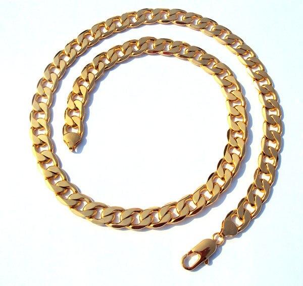 Κλασικό ανδρικό της ΙΤΑΛΙΑΣ Curb - Κοσμήματα μόδας - Φωτογραφία 3