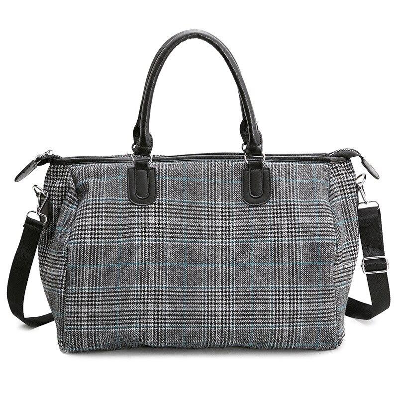 Yoga Handbag Nylon Sport Beach Duffel-Package Panelled-Shoulder-Bag Travel-Bag Waterproof