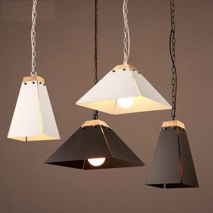 loft estilo retro madera hierro droplight edison lmparas colgantes para comedor colgante iluminacin de la lmpara