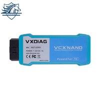 VXDIAG VCX NANO For TOYOTA TIS Techstream WIFI Version Compatible With SAE J2534