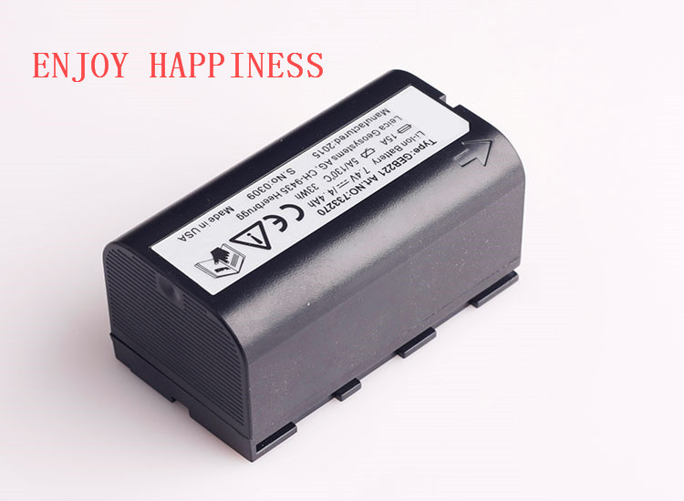 Replacement GEB221 Battery For Leica Total Station total station battery charger gkl211 for geb211 geb212 geb221 geb222 battery