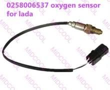 Capteur d'oxygène O2 universel, pour Lada Niva Samara Kalina dora UAZ Chevrolet Niva 0258006537 111803850010 11180385001000