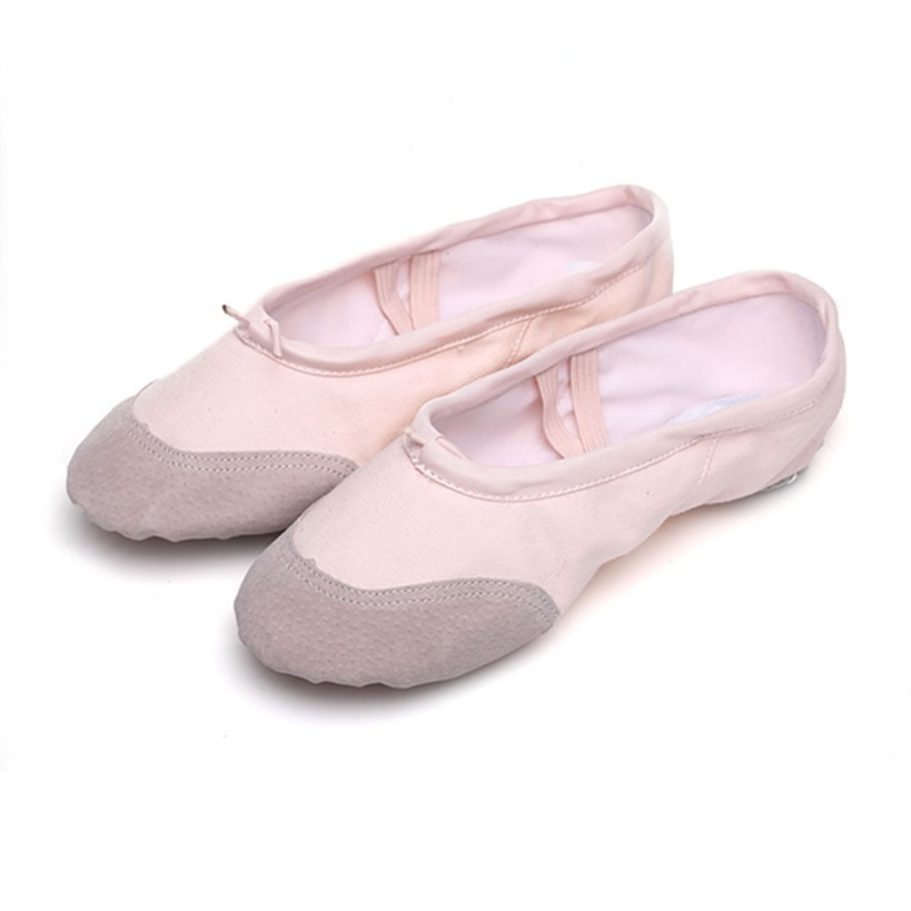 According The CM To Buy Pink Ballet Dance font b Shoes b font font b For