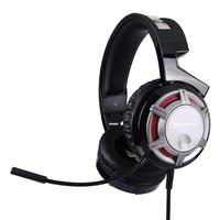 Somic G926S 3.5mm Wired Headphone Over Ear Earphones Gaming Headset for Desktop Laptop Tablet w/ Microphone