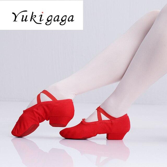 Yukigaga Heels Children Latin Dance Shoes Salsa Shoes Tango Ballroom Dancing Shoes For Girls High Quality Shoes On Sale a8c