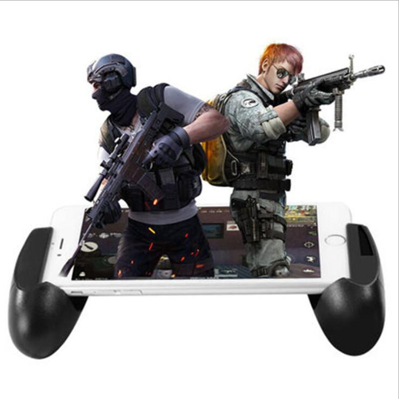 Smart phone Mobile Gaming Trigger Knives out Rules of Survival Mobile Game Fire Button Aim Key L1R1 Shooter Controller PUBG K1
