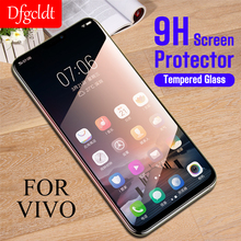 9H Toughened Film Screen Protector Tempered Glass for Vivo X7 X9 X9s X20 Plus V9 High Quality Ultra-thin for Vivo X21 V7 Plus V9 goowiiz белое серебро vivo x9s plus