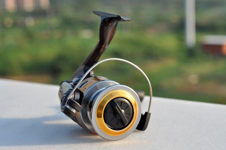 Ultra-light 3BB Ball Bearing Spinning Fishing Reel High Speed Gear Reel Hot