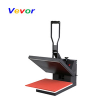VEVOR T-Shirt Heat Press Machine Sublimation Machine Heat Transfer Machine DIY Clothes Pattern Heat Press Machine for Bags heat transfer mould solid aluminium alloy 3d heat press phone case mould for lenovo a2010
