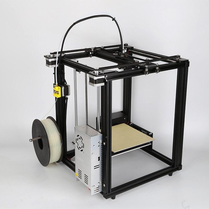Ender-4 3D-принтеры лазер, автоматическое выравнивание, нити мониторинга сигнализация защита RepRap Prusa i3 core-h 3D-принтеры комплект N 5 м нити