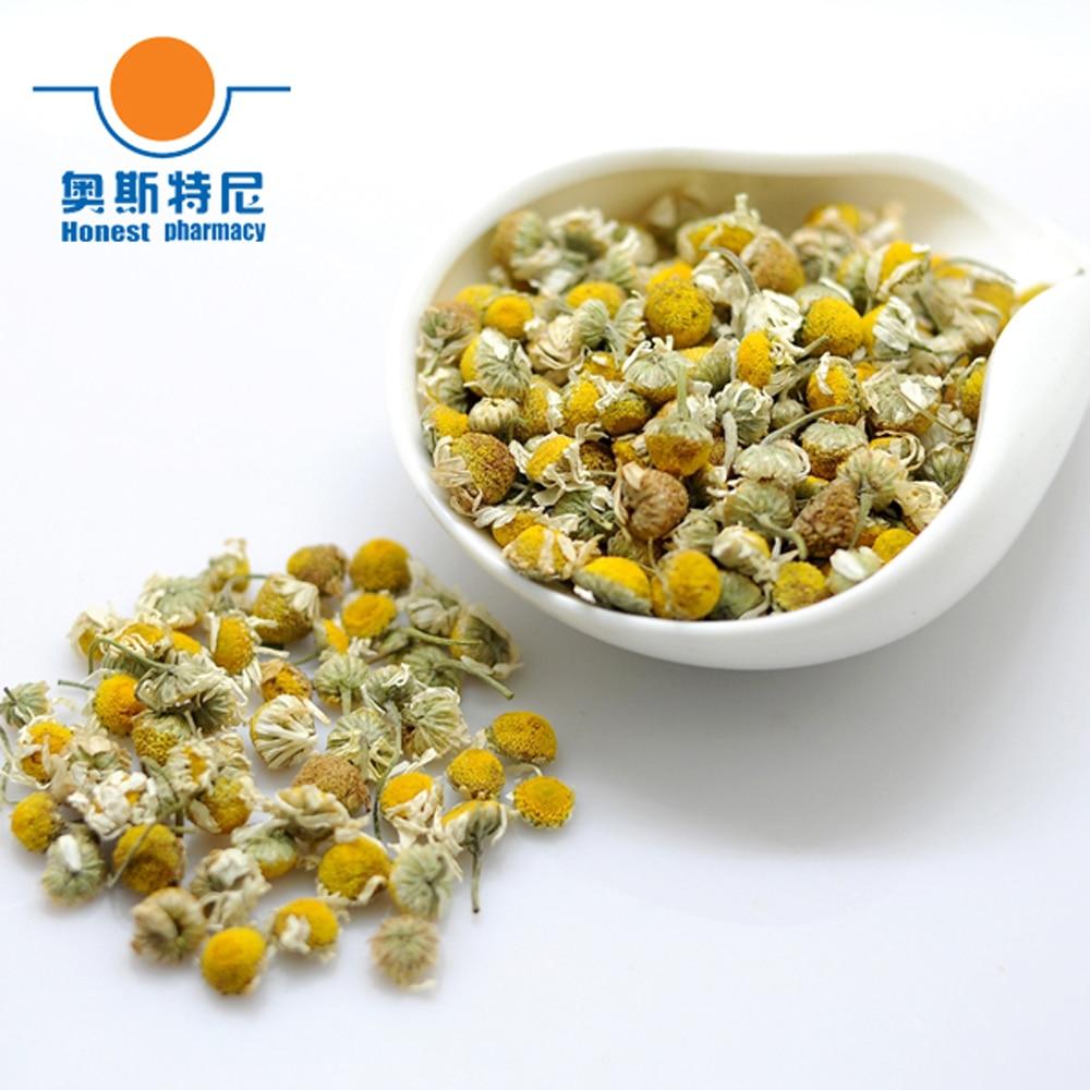 100g Free Shipping Chamomile Buds&camomile Tea&Matricaria Chamomilla Flower Buds