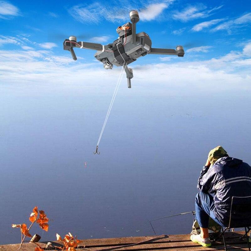 Livraison à distance de commutateur Servo de goutte d'air parabolique de drone pour des accessoires de drone de DJI mavic pro