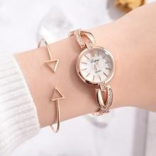 цена на Ladies Casual Dress Sport WristWatch Luxury Bracelet Women Dress Watches Fashion Quartz Crystal Watches Lvpai Brand