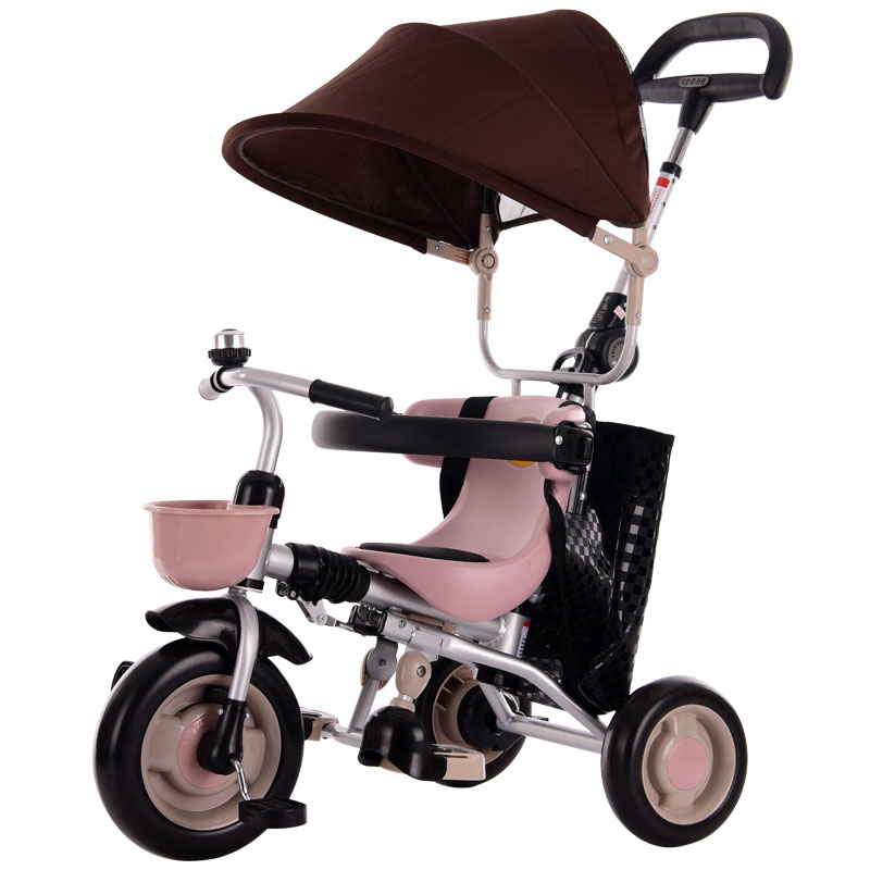 Baby stroller Three wheels baby bike children tricycle rotating seat with hand push folding bike baby triciclo kids bicycleBaby stroller Three wheels baby bike children tricycle rotating seat with hand push folding bike baby triciclo kids bicycle