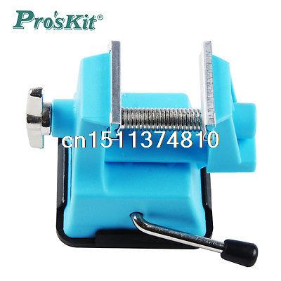 PD-372 Mini Vise Working Table Craft Mould Fixing Repair Tool 25mm Jaw Opening паяльник bao workers in taiwan pd 372 25mm