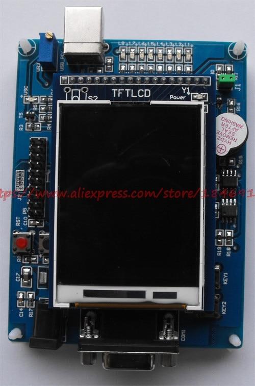 LPC1114 Development Board +2.4 Inch TFT Color LCD
