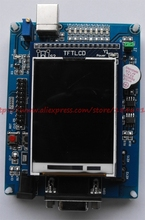 LPC1114 development board +2.4 inch TFT color LCD upgrade taurus stm32f107 development board 3 2 inch tft dp83848 ethernet can otg camera