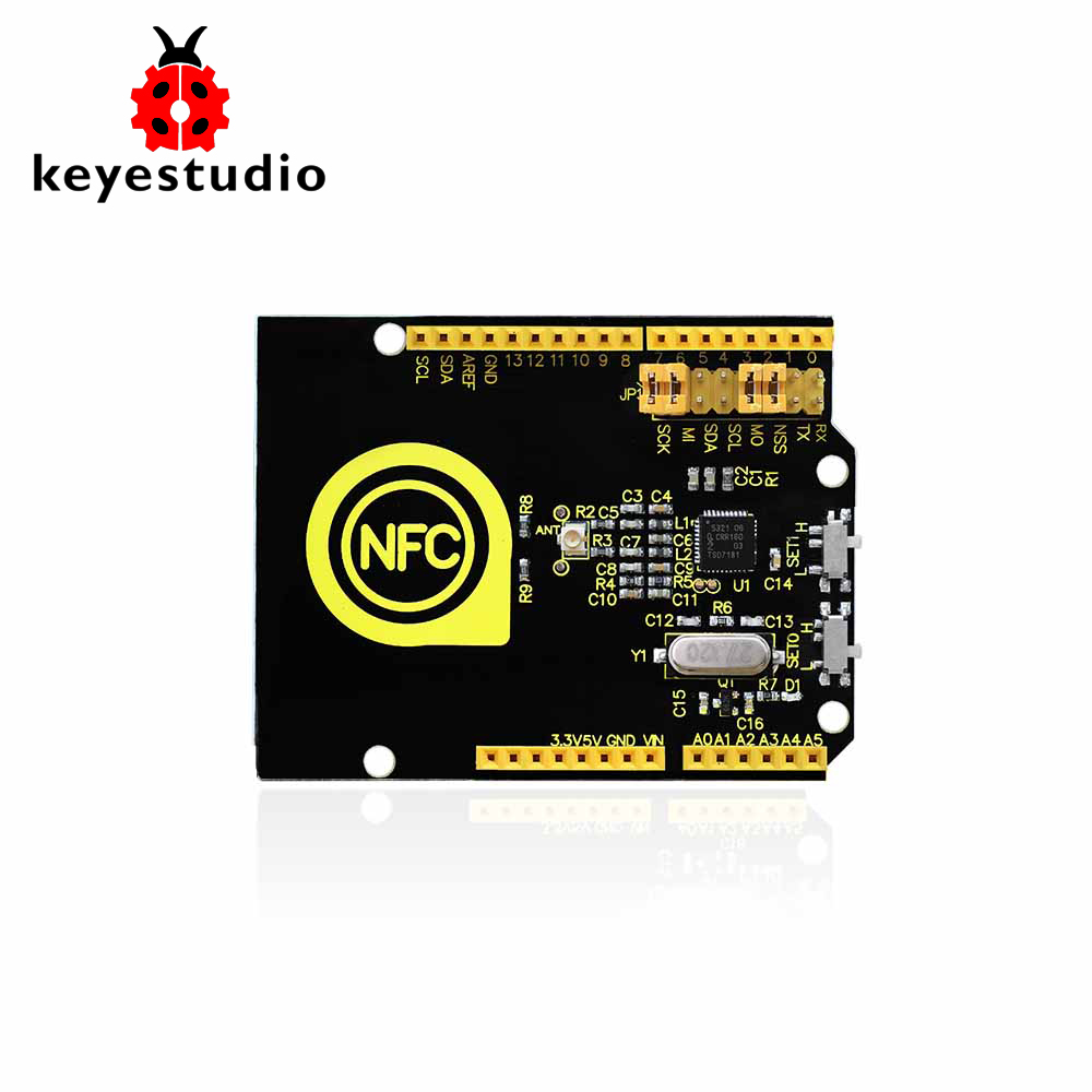 Buy Keyestudio PN532 NFC/RFID Controller Shield for arduino uno r3