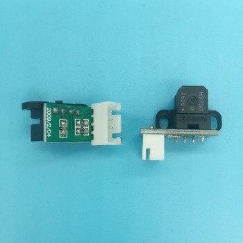 Allwin codificador sensor con H9730 H9740 lector de trama para AllwinE-160 E-180 Yaselan dx5 konica 512 512i 1024 1024i cabezal de impresión 1 Uds