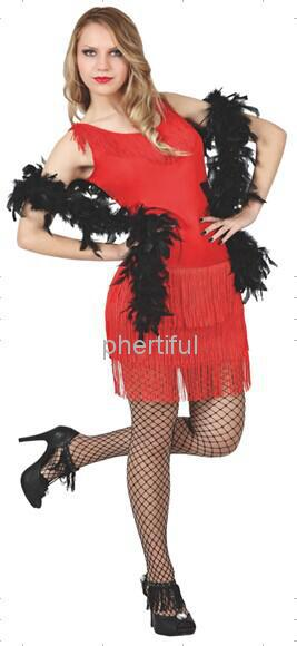 Wholesale -2016 Hot sale New Style Carnival Costume Cosplay Party Clothing for Woman knitted dance costumes sexy skirt Red color