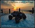 (1:5) TRAXXAS X-MAXX оболочки версия каркас (используется с Оригинального автомобиля оболочки и кронштейн переднего бампера)