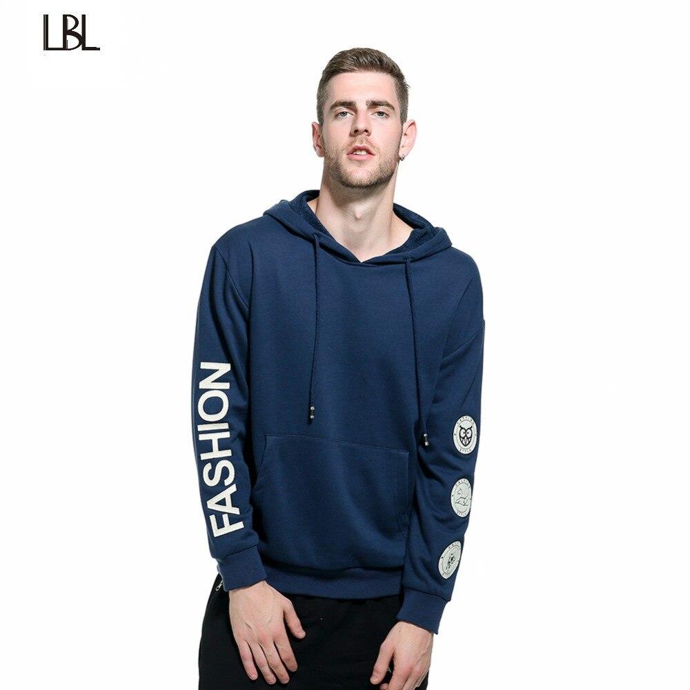 Russia Size Style Men Hoodies Cotton Fashion Hoodies & Sweatshirts Casual Style Pattern Print Hombre Fitness Hoody Coat Jacket