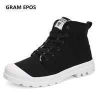 GRAM EPOS Unisex Russia Winter Plush Warm Shoes Men Plus Size 46 47 Waterproof Tactical Boots