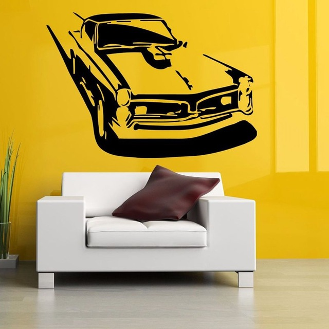 Outstanding Wall Art Cars Image Collection - Wall Art Design ...