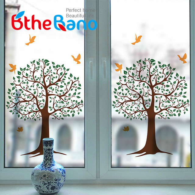Do It Yourself Home Design: 60*116cm PVC Frosted Glass Window Film Privacy Decorative
