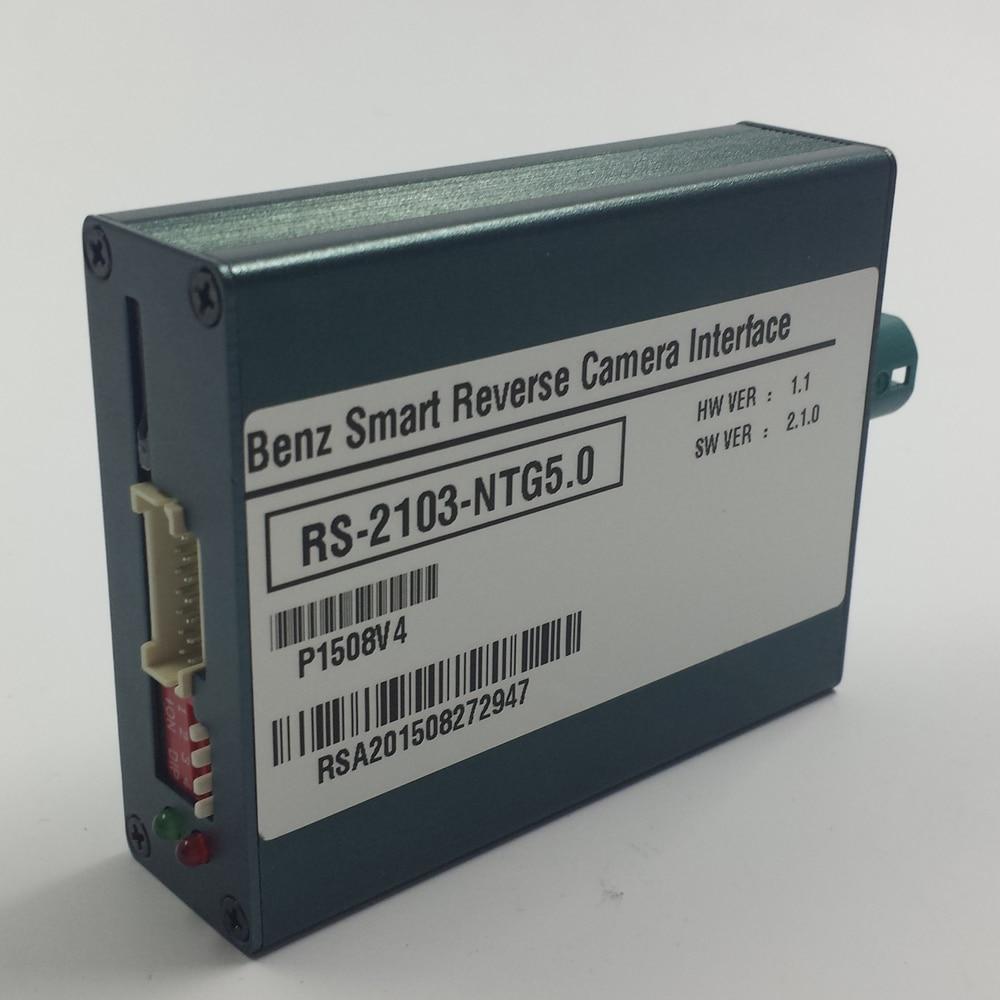 Автомобильная электроника аксессуары видео интерфейс для Mercedes GLA Class Comand Online Audio 20 NTG 5.0 System с инструкциями по парковке электроники