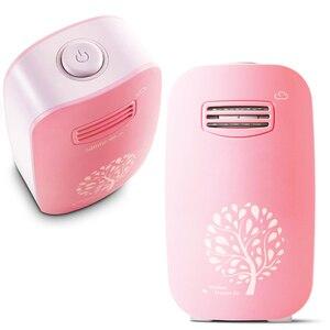 Image 4 - Air Purifier Negative Ion Generator 220v Air Cleaner Anion Portable Ionizer Generator Sterilization Disinfection Fresh Air