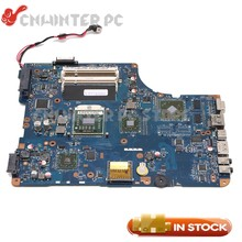 NOKOTION laptop motherboard Para TOSHIBA Satellite L500D L505D principal boa HD4500 DDR2 cpu livre NSWAE LA-5331P K000084360(China)