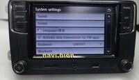 CarPlay RCD330 RCD330G плюс CarPlay приложение 6,5 автомобиль MIB радио для VW Golf 5 6 Jetta CC Tiguan Passat Polo 6RD 035 187B