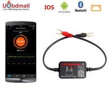 2017 Najnowszy Samochód BM2 Tester Baterii Battery Monitor Wsparcie Rozruchu Ładowania Napięcie Testu Dla Android IOS Phone Battery Analyzer