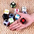 Cubo Stress para Aliviar O Estresse Ansiedade Inquietos Tédio todos em suas pontas do dedo fidget cubo alivia o estresse anti irritabilidade